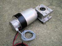 01 AGRICULTURAL DC MOTOR M714+BW40